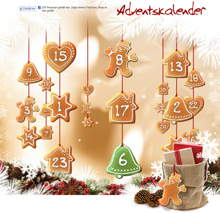 hessnatur Adventskalender