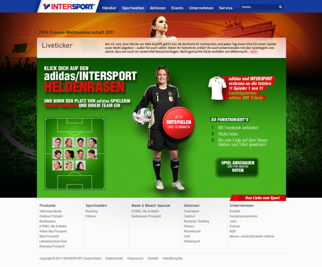 INTERSPORT Heldenrasen